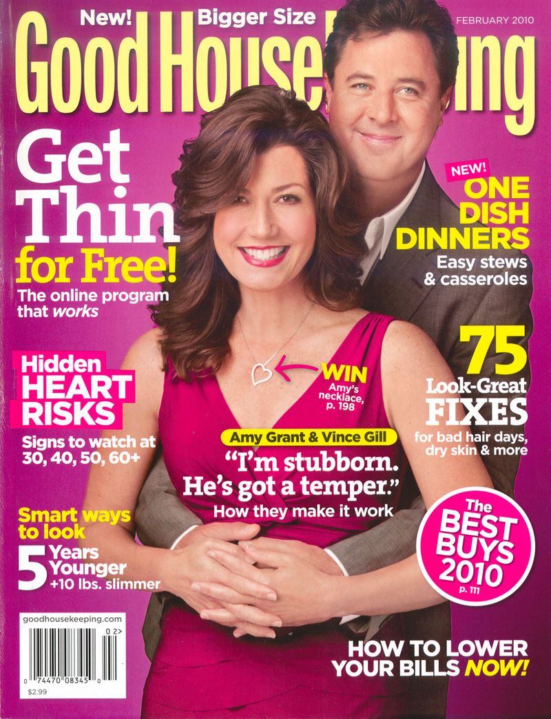 Good Housekeeping - Feb 2010 _ Cover