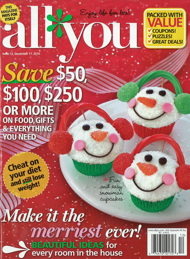 All You Dec 17 2010 Cover