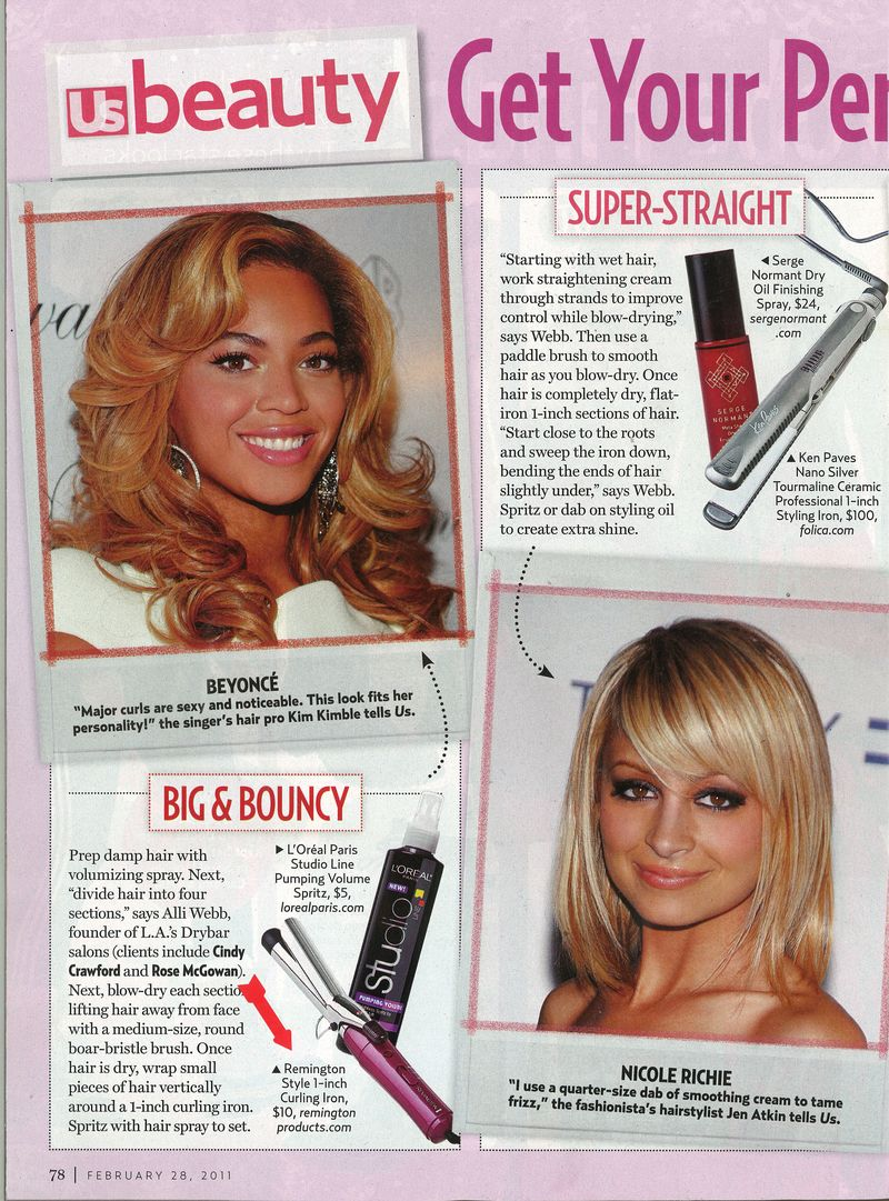 US Weekly February 28 2011 - Placement