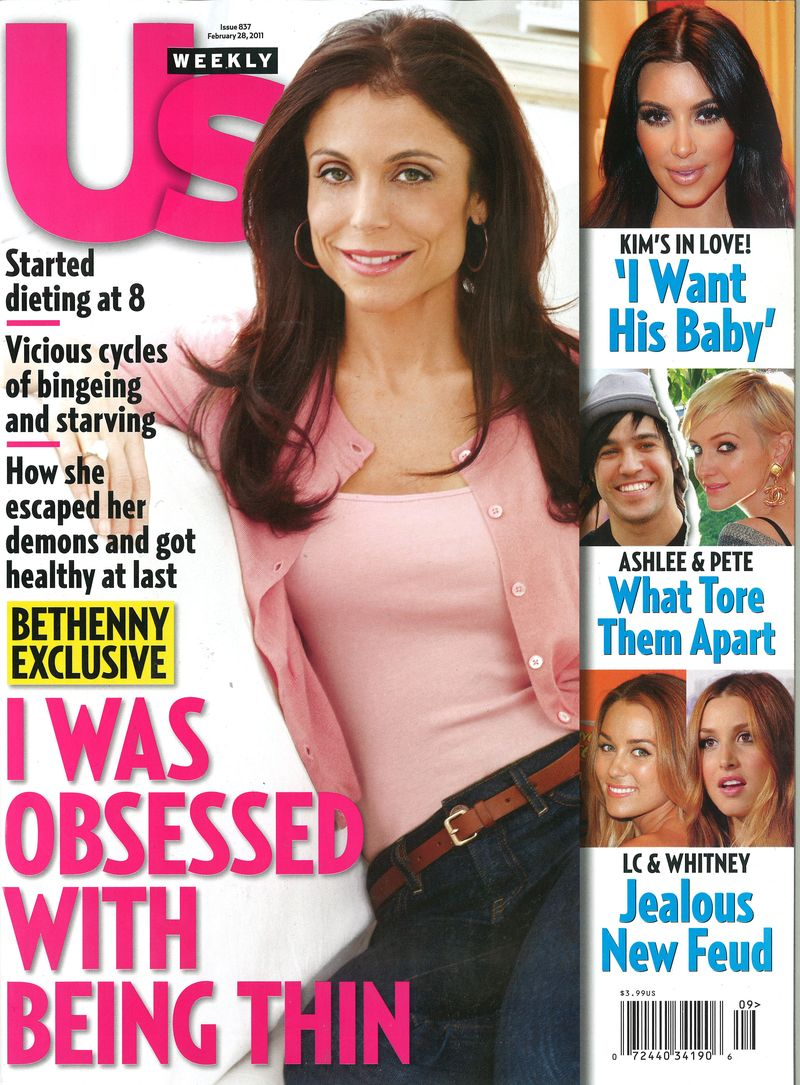 US Weekly February 28 2011 - Cover