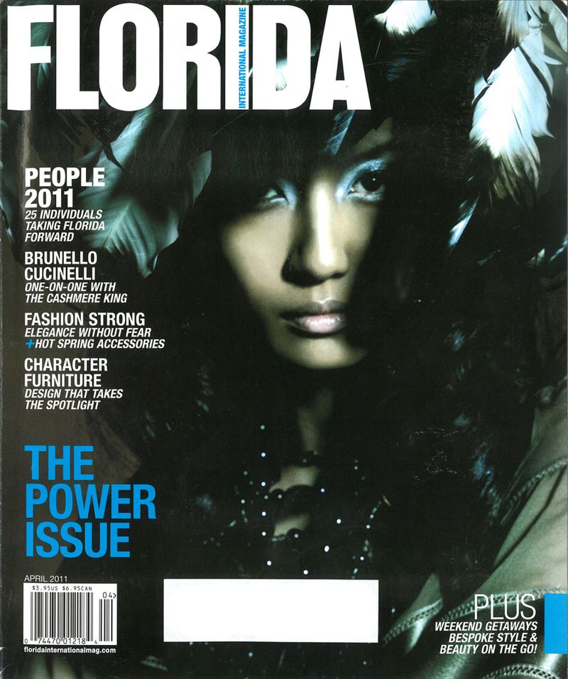 Florida April 2011- cover