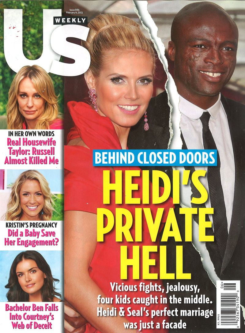 US Weekly Feb 6 2012 Cover